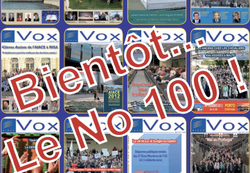 VOX, AIACE Internationale